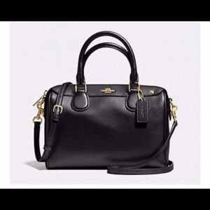 Coach mini Bennett satchel purse